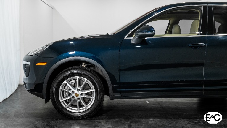 Used 2016 Porsche Cayenne AWD for sale Sold at Empire Auto Collection in Warren MI 48091 2