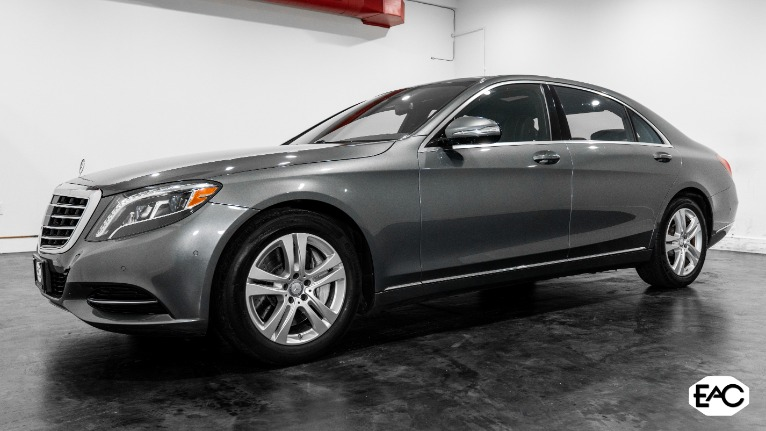 Used 2017 Mercedes-Benz S-Class S 550 4MATIC for sale $51,990 at Empire Auto Collection in Warren MI