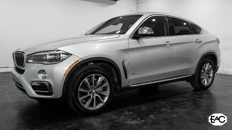 2015 BMW X6 xDrive35i for sale Sold at Empire Auto Collection in Warren MI 48091 1