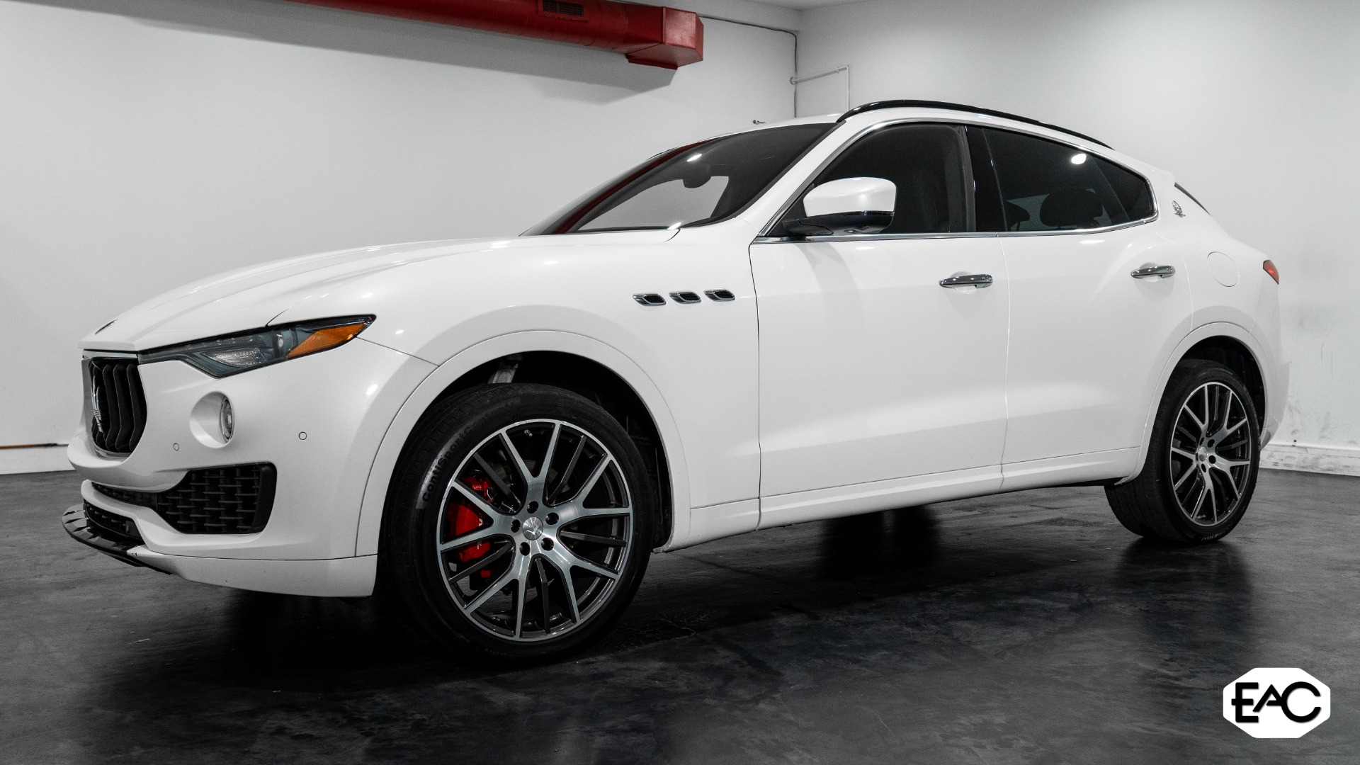 Used 2017 Maserati Levante AWD for sale Sold at Empire Auto Collection in Warren MI 48091 1