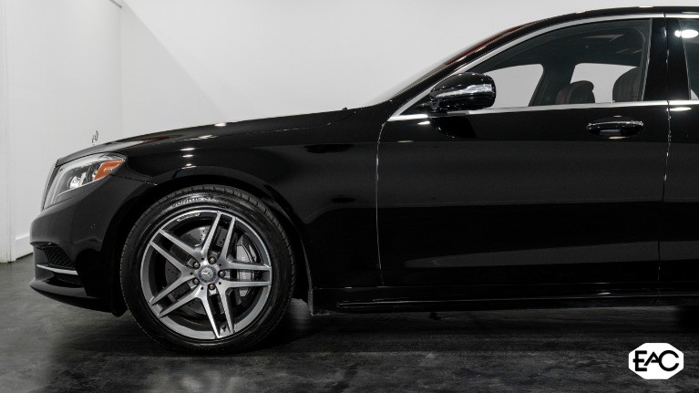 Used 2015 Mercedes-Benz S-Class S 550 4MATIC for sale Sold at Empire Auto Collection in Warren MI 48091 2