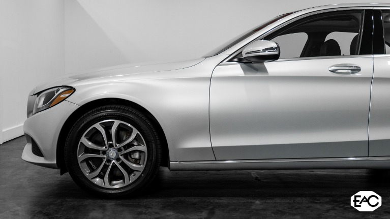 Used 2017 Mercedes-Benz C-Class C 300 Sport 4MATIC for sale $25,490 at Empire Auto Collection in Warren MI 48091 2