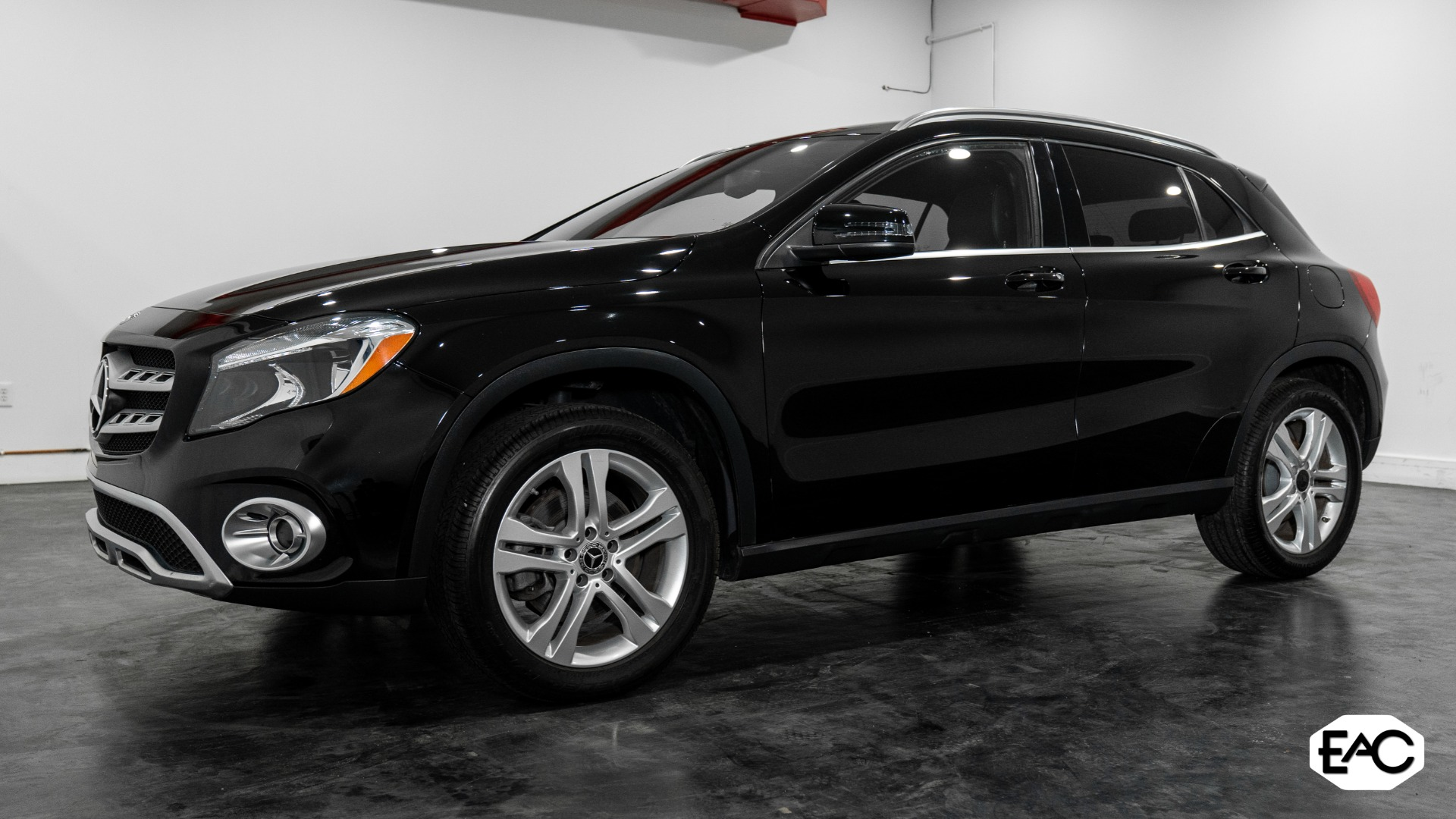 Used 2019 Mercedes-Benz GLA GLA 250 4MATIC for sale Sold at Empire Auto Collection in Warren MI 48091 1