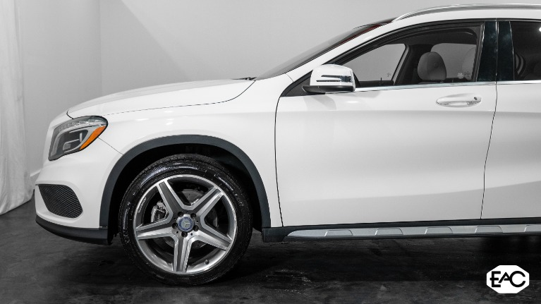 Used 2015 Mercedes-Benz GLA GLA 250 4MATIC for sale Sold at Empire Auto Collection in Warren MI 48091 2