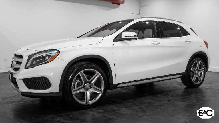 Used 2015 Mercedes-Benz GLA GLA 250 4MATIC for sale Sold at Empire Auto Collection in Warren MI 48091 1
