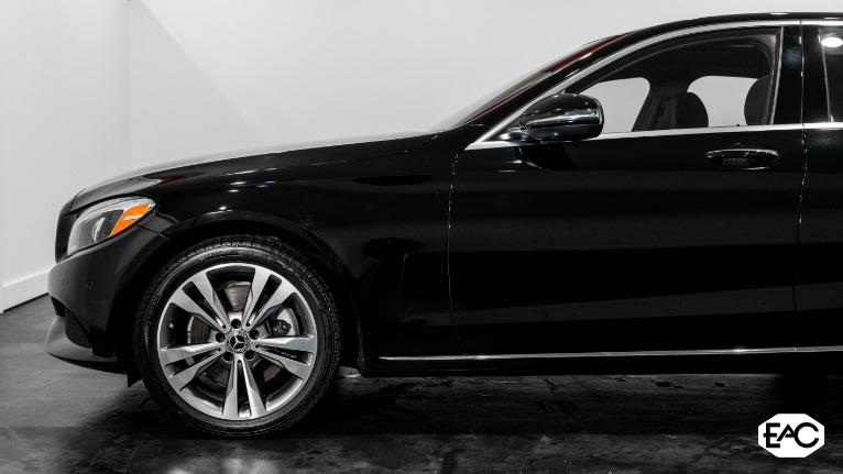 Used 2018 Mercedes-Benz C-Class C 300 4MATIC for sale $26,990 at Empire Auto Collection in Warren MI 48091 2