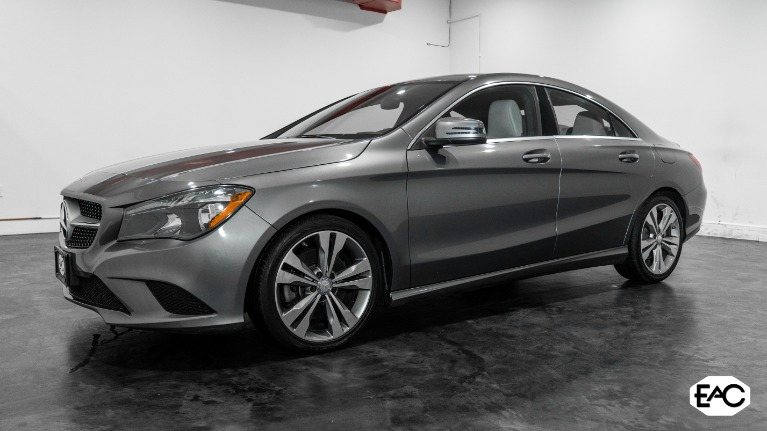 Used 2014 Mercedes-Benz CLA CLA 250 4MATIC for sale Sold at Empire Auto Collection in Warren MI 48091 1