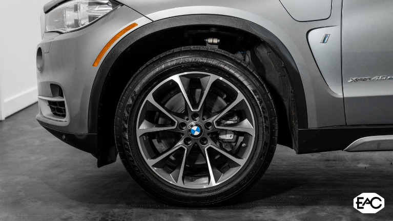 Used 2017 BMW X5 xDrive40e iPerformance for sale $33,490 at Empire Auto Collection in Warren MI 48091 3
