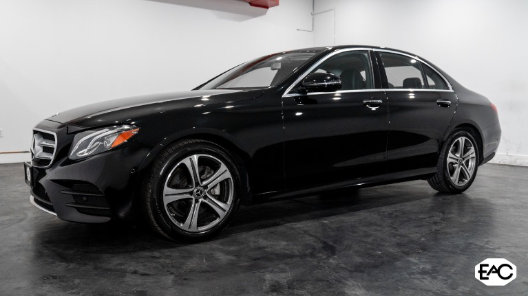 Used 2018 Mercedes-Benz E-Class E 300 4MATIC for sale $33,990 at Empire Auto Collection in Warren MI