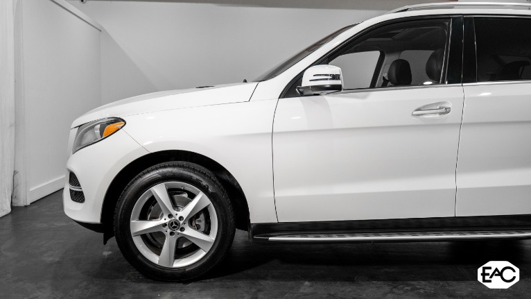 Used 2018 Mercedes-Benz GLE GLE 350 4MATIC for sale Sold at Empire Auto Collection in Warren MI 48091 2