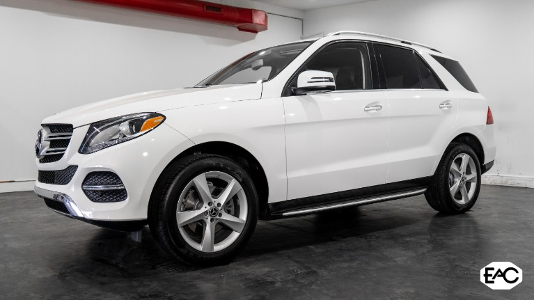 Used 2018 Mercedes-Benz GLE GLE 350 4MATIC for sale $35,990 at Empire Auto Collection in Warren MI
