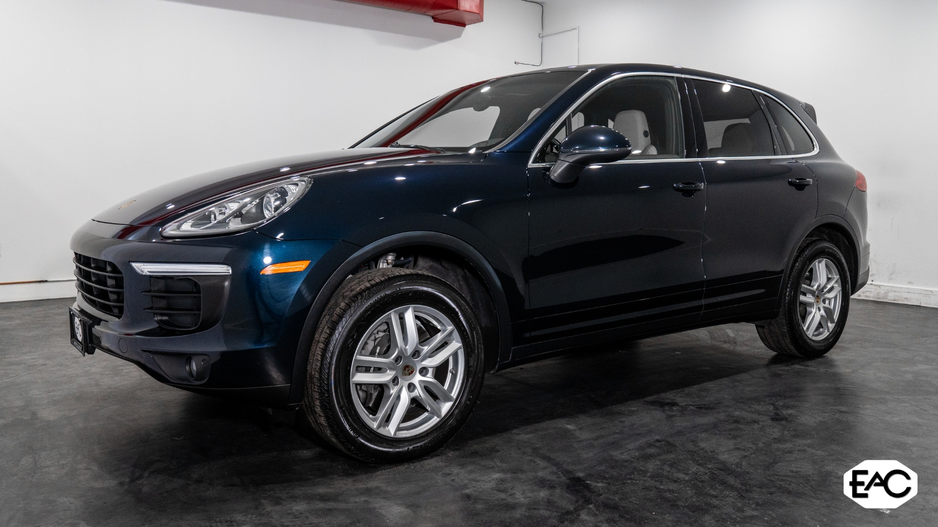 Used 2017 Porsche Cayenne for sale Sold at Empire Auto Collection in Warren MI 48091 1