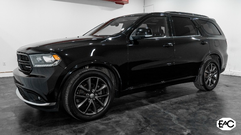Used 2018 Dodge Durango GT for sale $22,990 at Empire Auto Collection in Warren MI