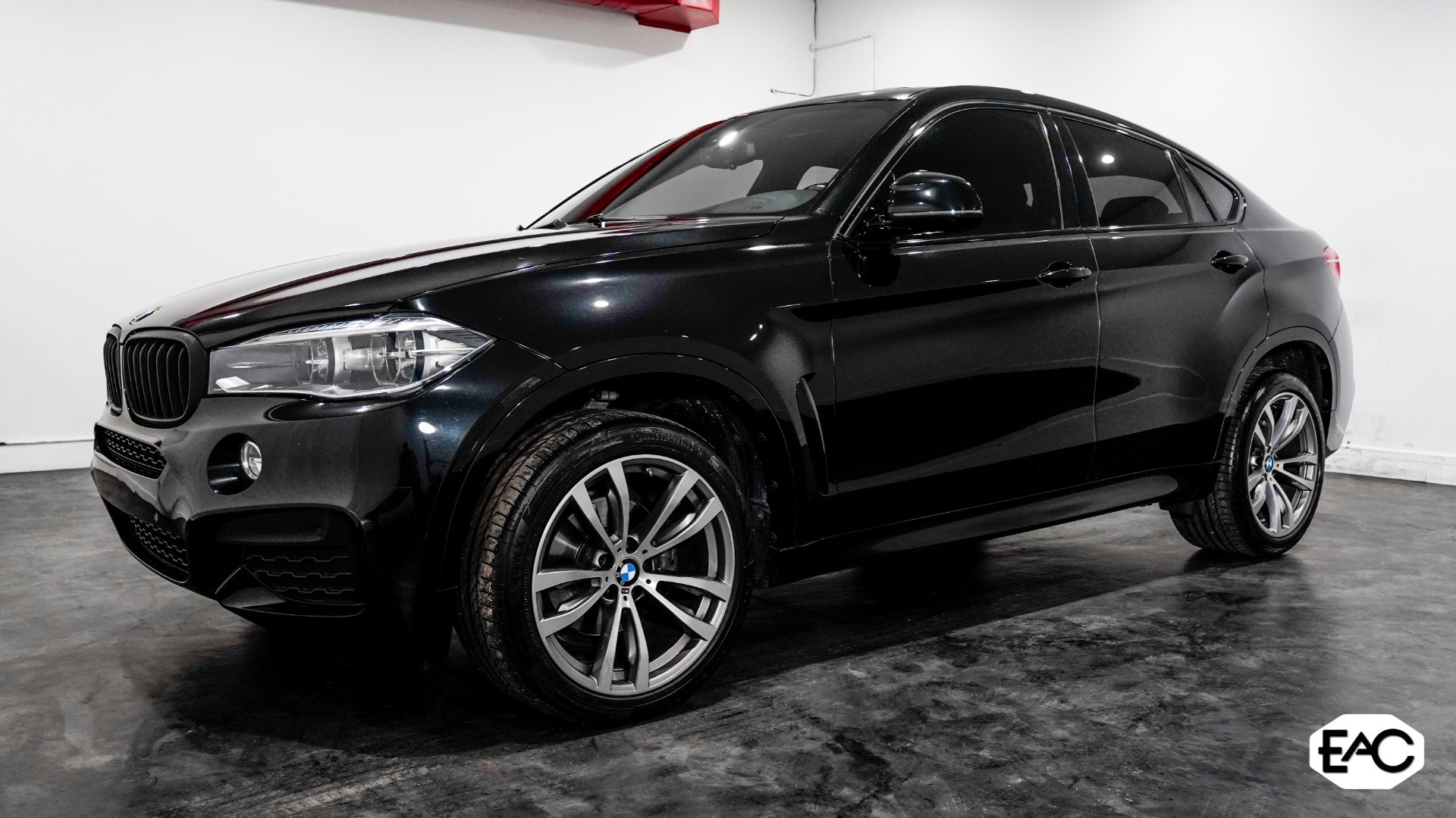 Used 2016 BMW X6 xDrive35i for sale Sold at Empire Auto Collection in Warren MI 48091 1
