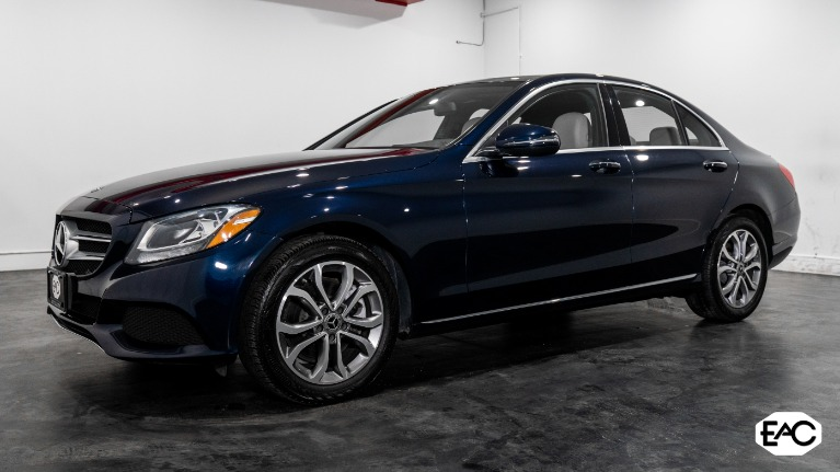 Used 2018 Mercedes-Benz C-Class C 300 4MATIC for sale $27,990 at Empire Auto Collection in Warren MI