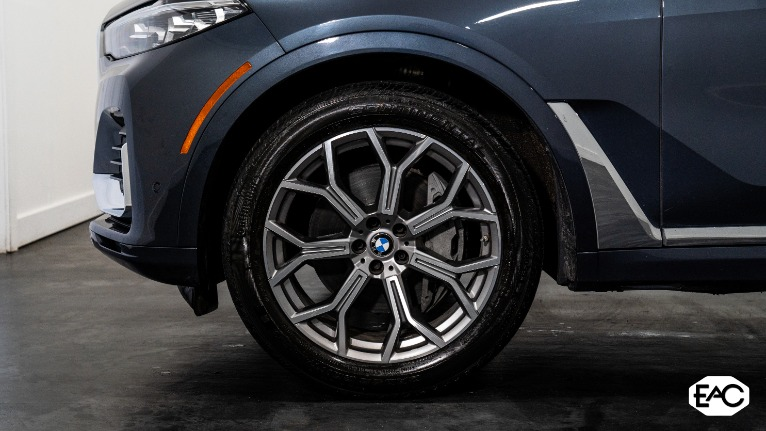 Used 2019 BMW X7 xDrive50i for sale Sold at Empire Auto Collection in Warren MI 48091 3