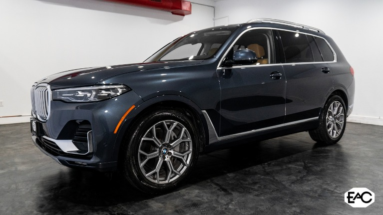 Used 2019 BMW X7 xDrive50i for sale $75,990 at Empire Auto Collection in Warren MI