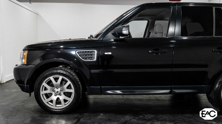 Used 2009 Land Rover Range Rover Sport HSE for sale Sold at Empire Auto Collection in Warren MI 48091 2