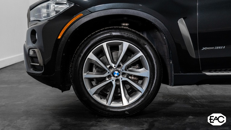 Used 2015 BMW X6 xDrive35i for sale Sold at Empire Auto Collection in Warren MI 48091 3