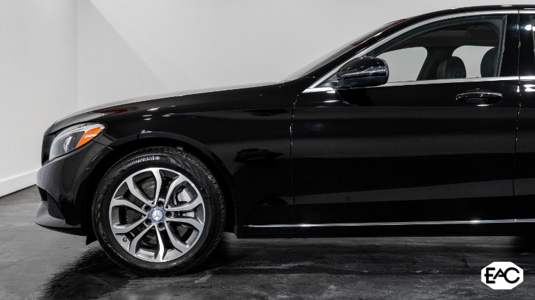 Used 2017 Mercedes-Benz C-Class C 300 Luxury 4MATIC for sale Sold at Empire Auto Collection in Warren MI 48091 2