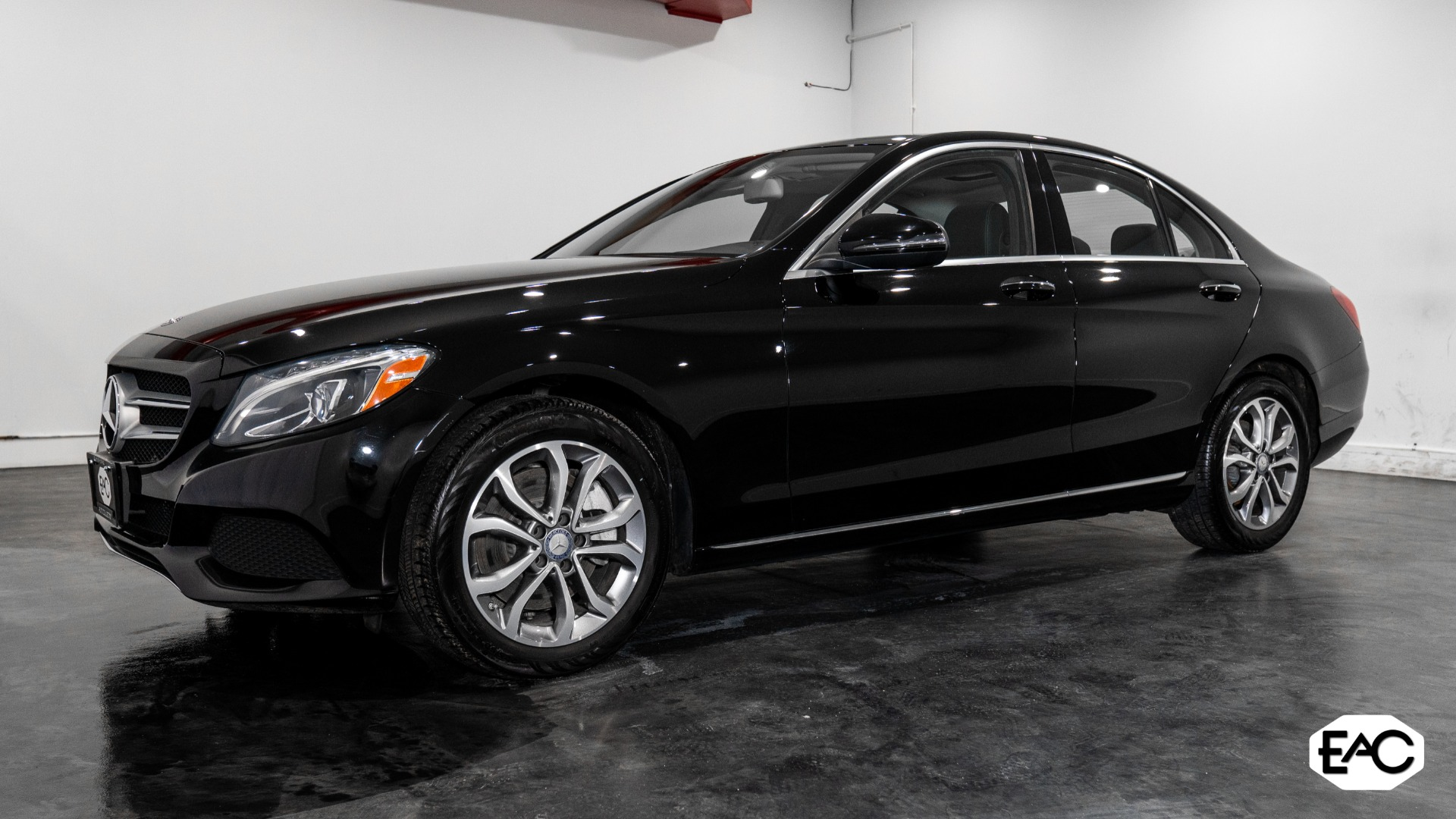Used 2017 Mercedes-Benz C-Class C 300 Luxury 4MATIC for sale Sold at Empire Auto Collection in Warren MI 48091 1