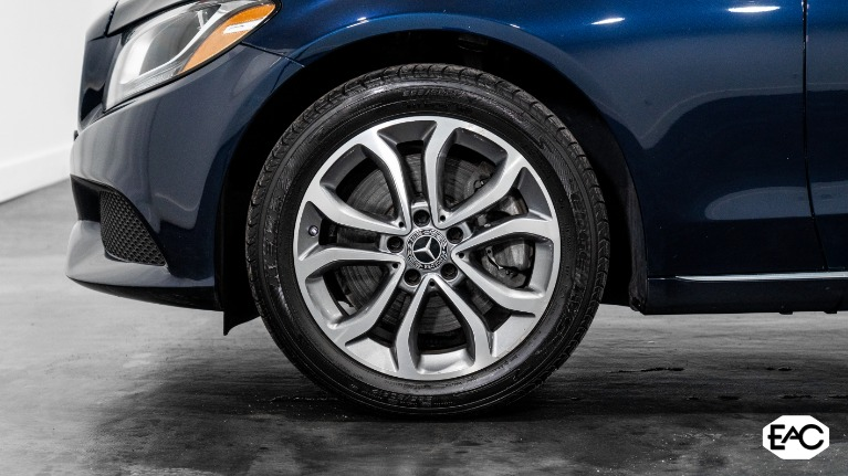 Used 2018 Mercedes-Benz C-Class C 300 4MATIC for sale $26,490 at Empire Auto Collection in Warren MI 48091 3