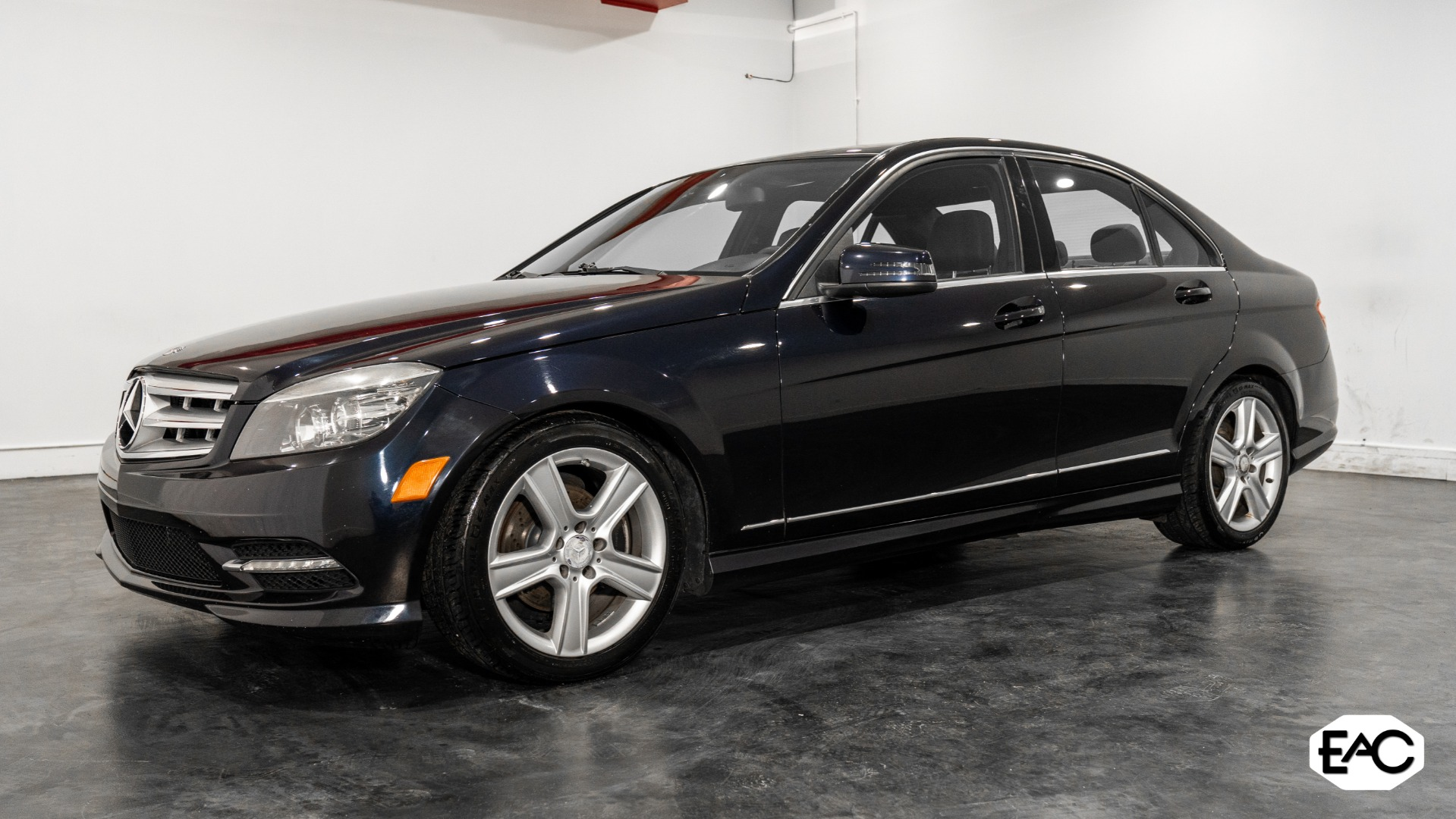 Used 2011 Mercedes-Benz C-Class C 300 Sport 4MATIC for sale Sold at Empire Auto Collection in Warren MI 48091 1