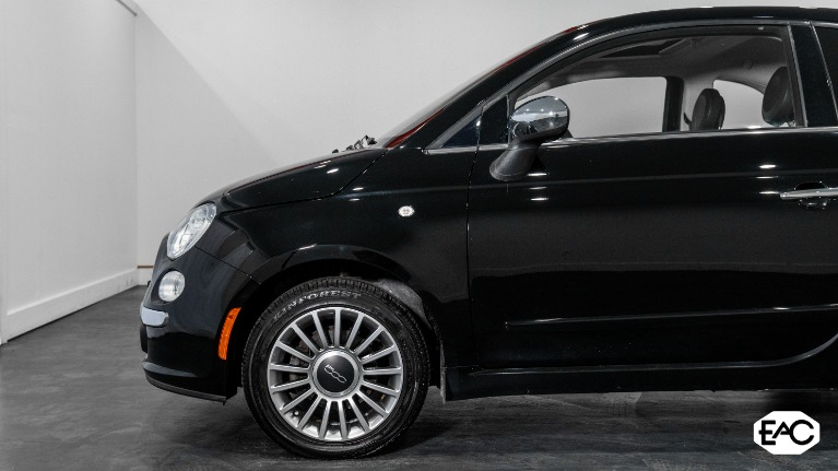 Used 2015 FIAT 500 Lounge for sale Sold at Empire Auto Collection in Warren MI 48091 2