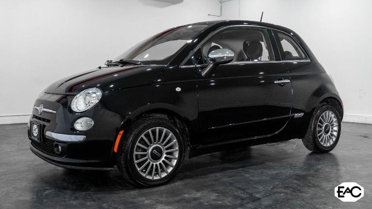Used 2015 FIAT 500 Lounge for sale Sold at Empire Auto Collection in Warren MI 48091 1