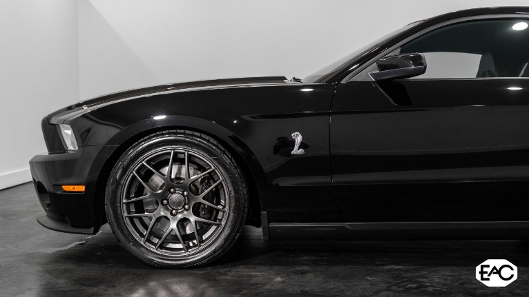 Used 2012 Ford Shelby GT500 for sale Sold at Empire Auto Collection in Warren MI 48091 2