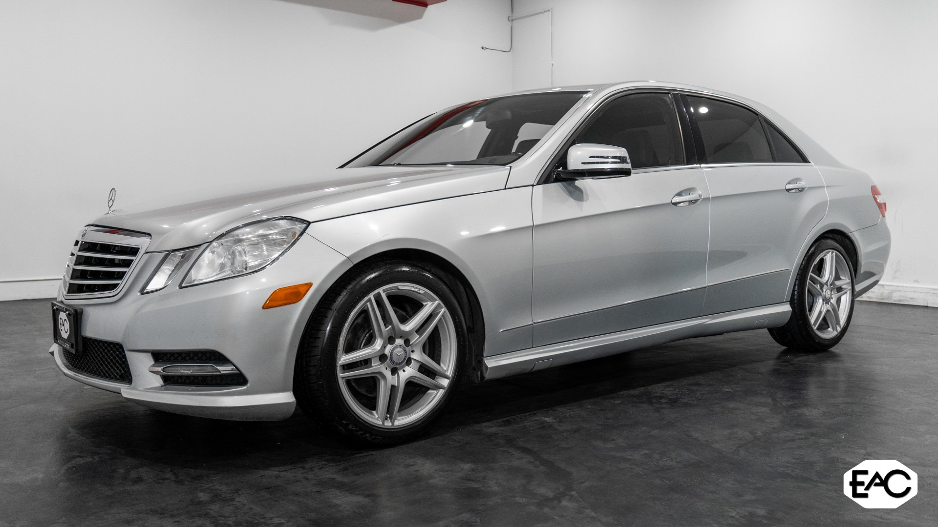 Used 2013 Mercedes-Benz E-Class E 350 Luxury 4MATIC for sale Sold at Empire Auto Collection in Warren MI 48091 1