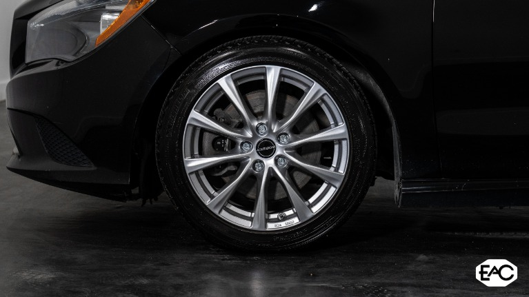 Used 2014 Mercedes-Benz CLA CLA 250 4MATIC for sale $14,990 at Empire Auto Collection in Warren MI 48091 3