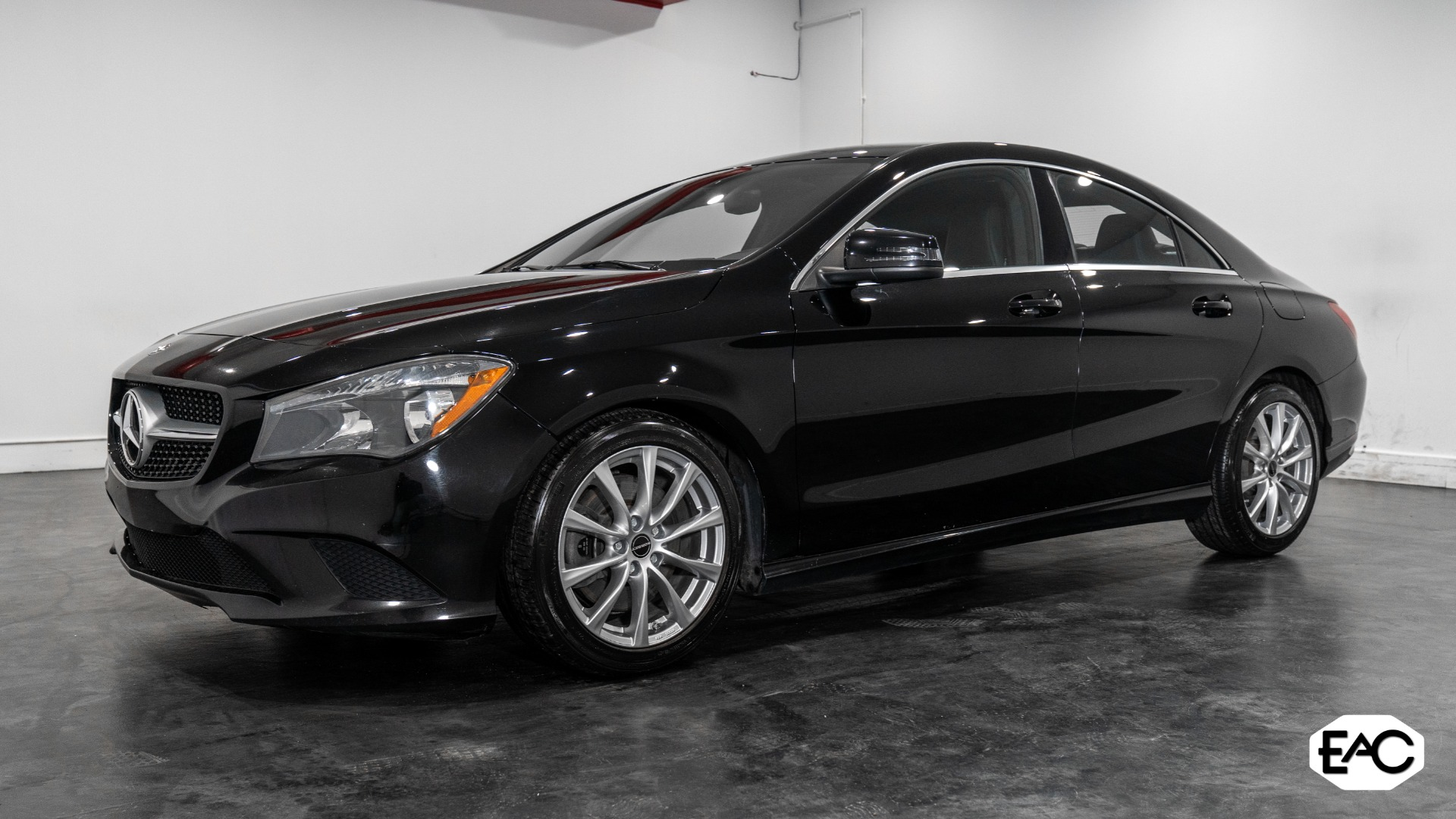 Used 2014 Mercedes-Benz CLA CLA 250 4MATIC for sale $14,990 at Empire Auto Collection in Warren MI 48091 1