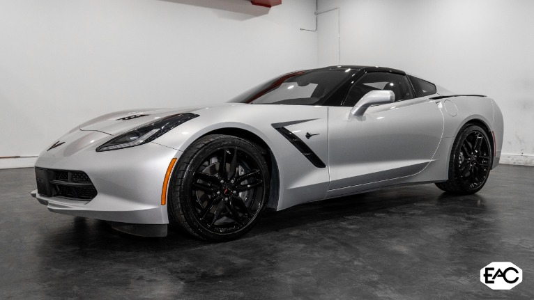 Used 2019 Chevrolet Corvette Stingray for sale $54,990 at Empire Auto Collection in Warren MI