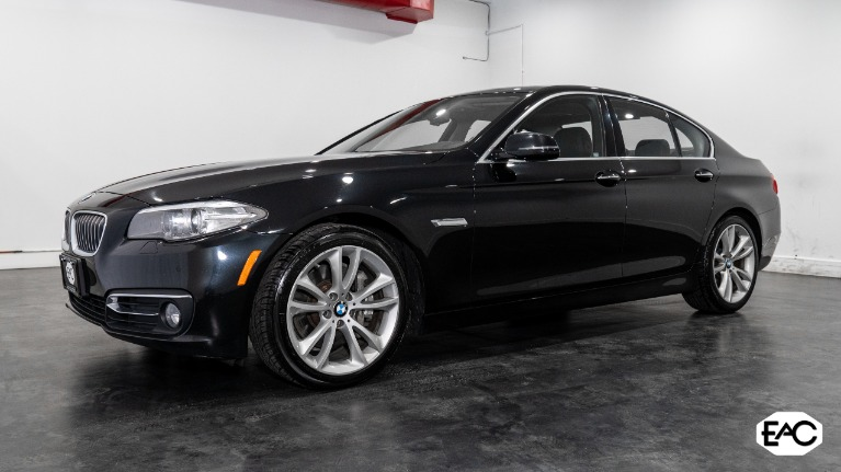 Used 2014 BMW 5 Series 535i xDrive for sale Sold at Empire Auto Collection in Warren MI 48091 1