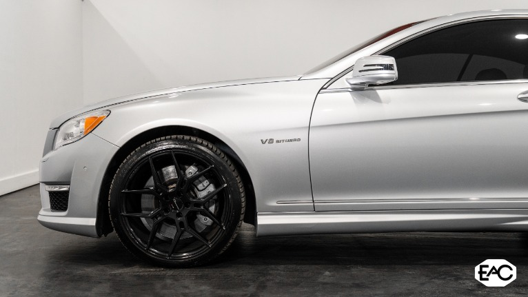 Used 2012 Mercedes-Benz CL-Class CL 63 AMG for sale $39,990 at Empire Auto Collection in Warren MI 48091 2