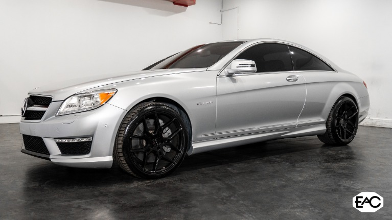 Used 2012 Mercedes-Benz CL-Class CL 63 AMG for sale $42,990 at Empire Auto Collection in Warren MI