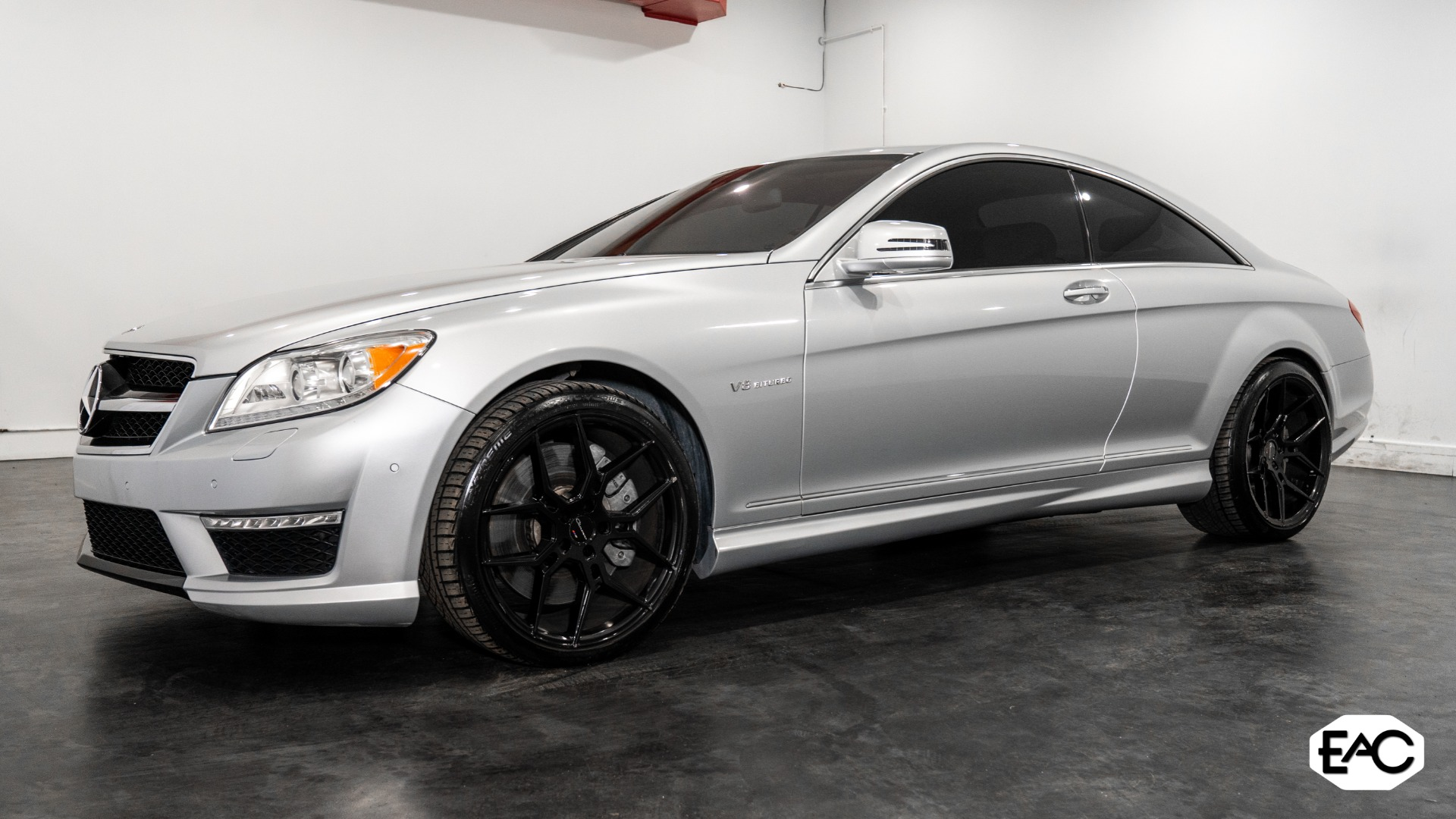 Used 2012 Mercedes-Benz CL-Class CL 63 AMG for sale $39,990 at Empire Auto Collection in Warren MI 48091 1
