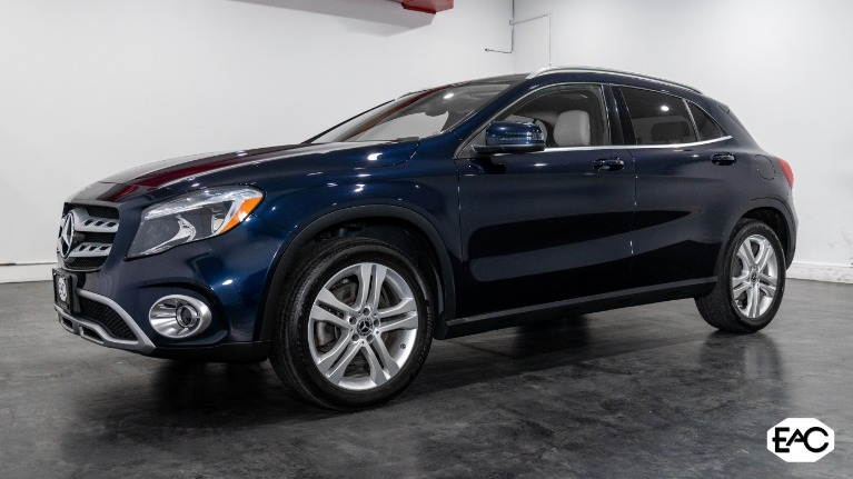 Used 2018 Mercedes-Benz GLA GLA 250 4MATIC for sale Sold at Empire Auto Collection in Warren MI 48091 1