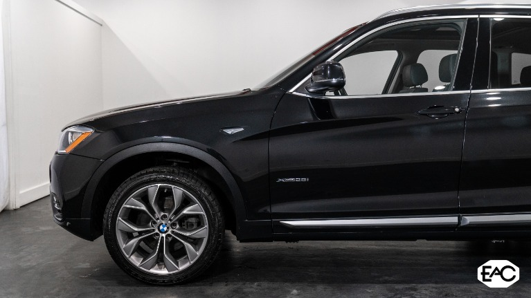 Used 2017 BMW X3 xDrive28i for sale $24,990 at Empire Auto Collection in Warren MI 48091 2