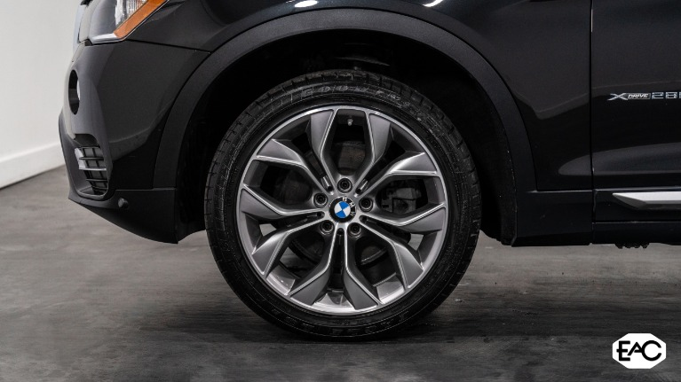 Used 2017 BMW X3 xDrive28i for sale $24,990 at Empire Auto Collection in Warren MI 48091 3