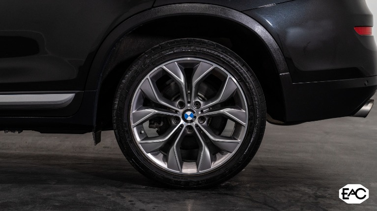 Used 2017 BMW X3 xDrive28i for sale $24,990 at Empire Auto Collection in Warren MI 48091 4