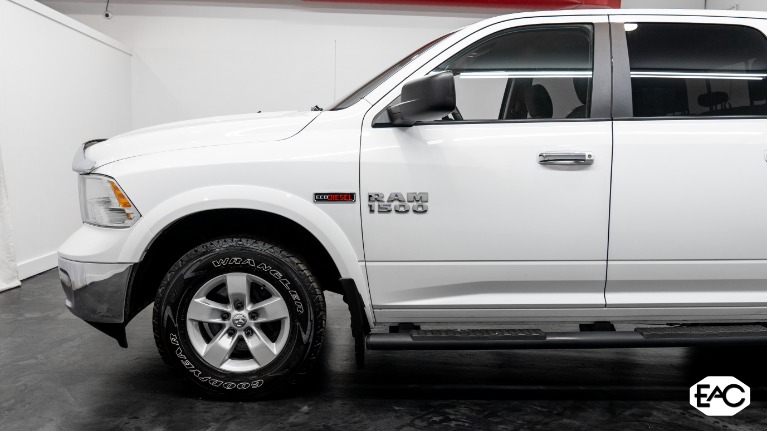 Used 2016 Ram Ram Pickup 1500 SLT for sale $24,990 at Empire Auto Collection in Warren MI 48091 2