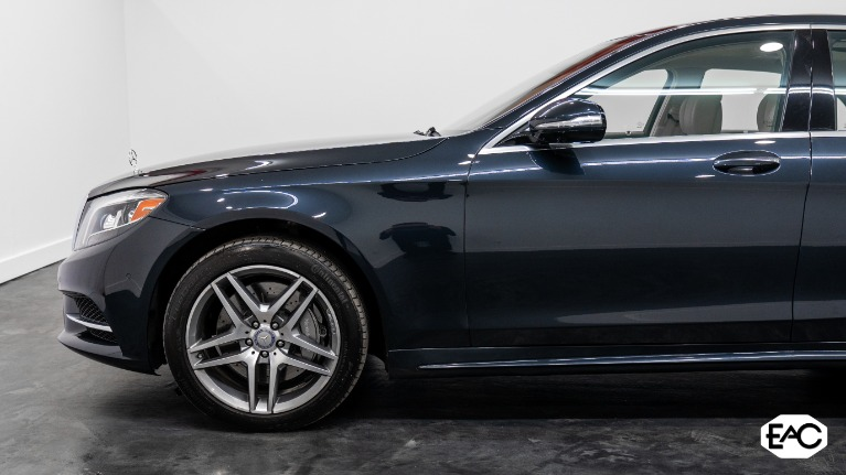 Used 2015 Mercedes-Benz S-Class S 550 4MATIC for sale $41,990 at Empire Auto Collection in Warren MI 48091 2