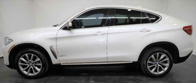 Used 2017 BMW X6 xDrive35i for sale Sold at Empire Auto Collection in Warren MI 48091 2