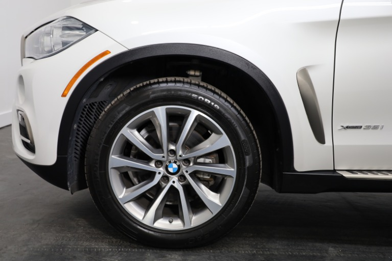 Used 2017 BMW X6 xDrive35i for sale Sold at Empire Auto Collection in Warren MI 48091 3