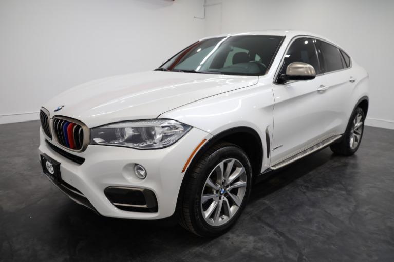 Used 2017 BMW X6 xDrive35i for sale $40,990 at Empire Auto Collection in Warren MI