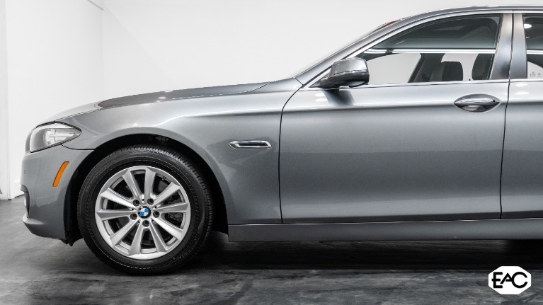 Used 2015 BMW 5 Series 528i xDrive for sale Sold at Empire Auto Collection in Warren MI 48091 2