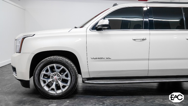 Used 2015 GMC Yukon XL SLT 1500 for sale Sold at Empire Auto Collection in Warren MI 48091 2
