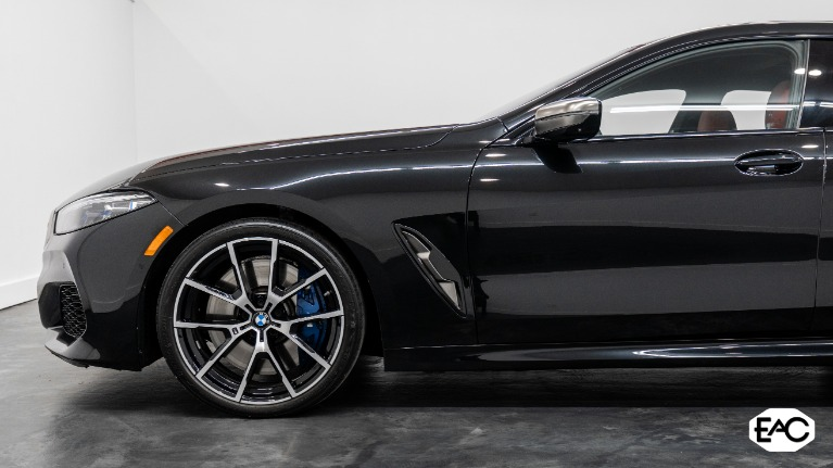 Used 2020 BMW 8 Series M850i xDrive Gran Coupe for sale $93,990 at Empire Auto Collection in Warren MI 48091 2